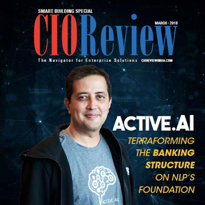 CIO India Review – March 2018 Issue